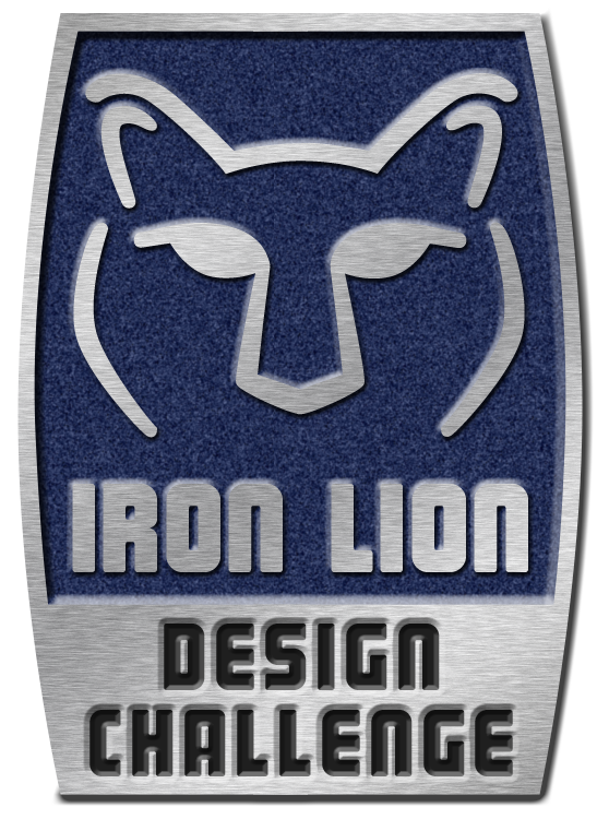 iron lion design challenge